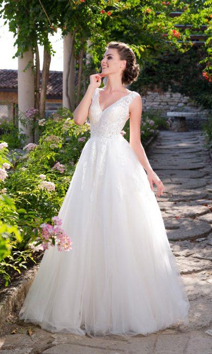 Νυφικό Γάμου 6819