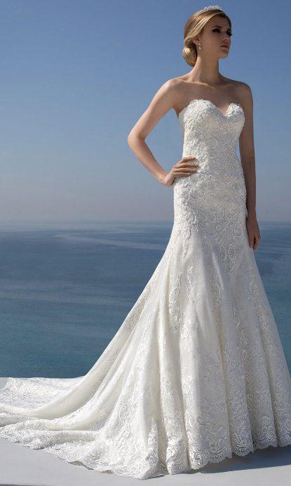 Νυφικό Γάμου 7410